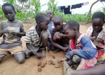 Campos de refugiados: 12 meses de Mediaset