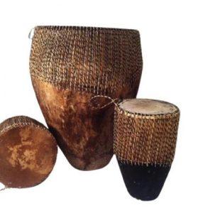 Tambores Ugandeses